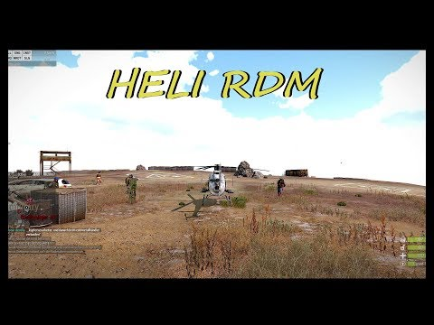 Heli wird geklaut am Banditen HQ  / IST DAS RDM // Arma 3 Altis Life Team ELAN