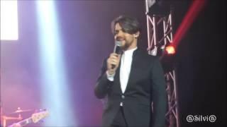 Valerio Scanu 17 12 2016 Auditorium PDM  - Rinascendo