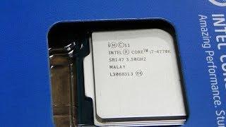 Intel Core i7 4770K Haswell