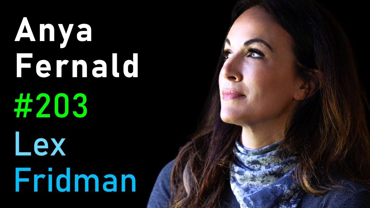 Anya Fernald: Regenerative Farming and the Art of Cooking Meat | Lex Fridman Podcast #203