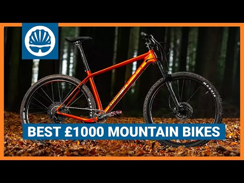 Top 5 | Sub £1,000 Mountain Bikes