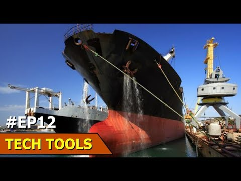Technology in Marine Industries | Global SciTech | Tech Tools | Episode 12