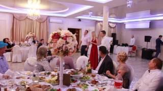 Класный конкурс на свадьбе 15.10.16