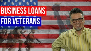 Business loans for veterans - Get all the CASH YOU NEED!