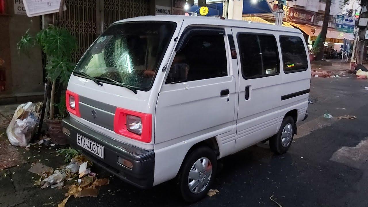 Suzuki 7 chỗ nhỏ gọn không niên hạn che nắng che mưa chở vợ con về ngoại về nội vô tư LH 0938484360