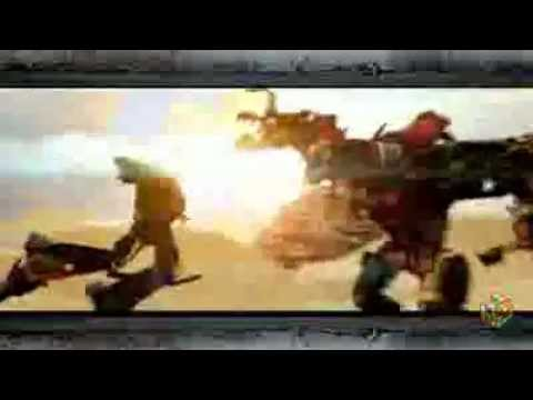Transformers 4 2012 Unicron Revealed HD - YouTube