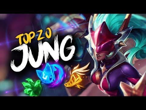 Top 20 JUNGLER Plays #20 | League of Legends thumbnail