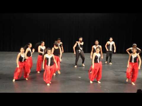 Canberra Shiamak's Summer Funk 2015 - ABCD Medley