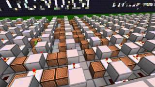 Gundam SEED Destiny Vestige重制 Minecraft Note Block Music
