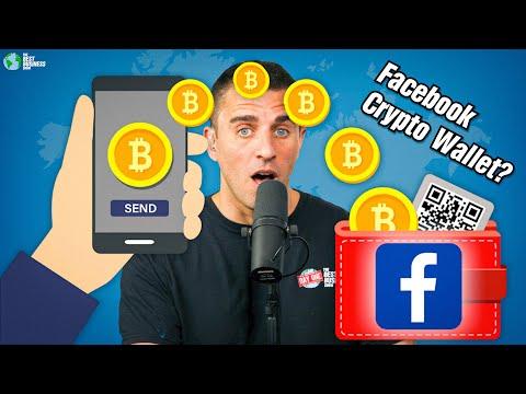 Facebook Has Created A Crypto Wallet?!