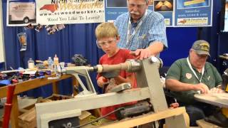 Woodworking In America 2014 Marketplace: North Carolina Woodworkers