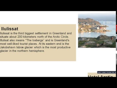 What are the interesting places in Greenland
