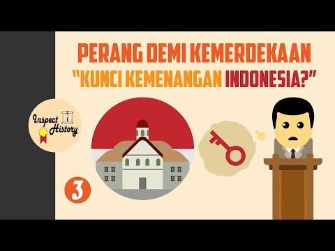 Perjuangan Meraih Kemerdekaan: Kunci Kemerdekaan Indonesia (Part 3) thumbnail