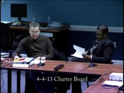 Charter Board Davis