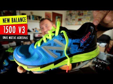 new balance running hombre mixtas
