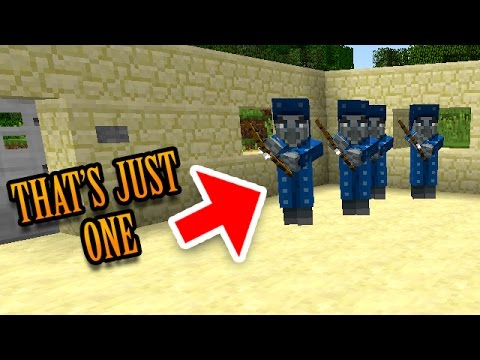 Minecraft: THE MOST DIFFICULT MOB EVER? (Snapshot 17w16b)