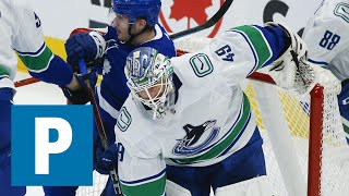 Braden Holtby on Canucks 4-1 loss to Maple Leafs   The Province