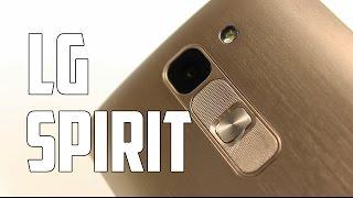 LG Spirit, Primeras impresiones MWC 2015