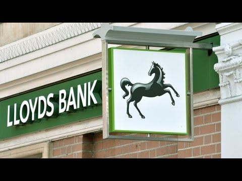 BREAKING NEWS: Lloyds Bank Confirms 9,000 Job Losses And 200 Branches Closures
