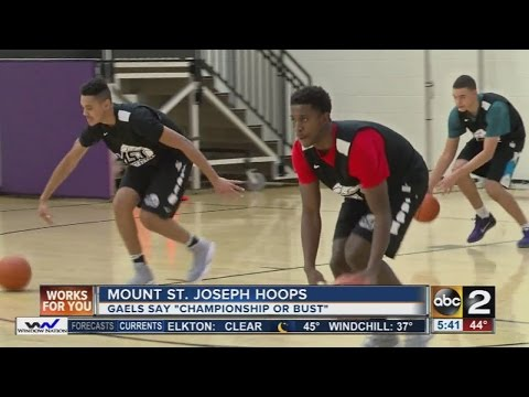 Mount St. Joseph's looking ahead to possible basketball championship