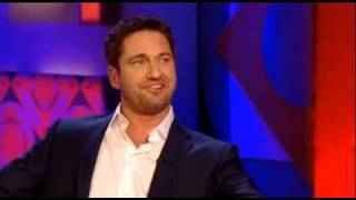 Gerard Butler on Jonathon Ross Show