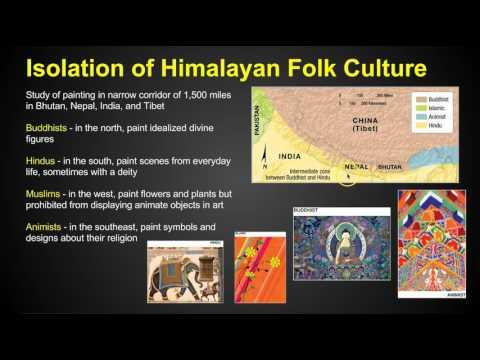Chapter 4 Key Issue 1 - Folk & Pop Culture - AP Human Geography