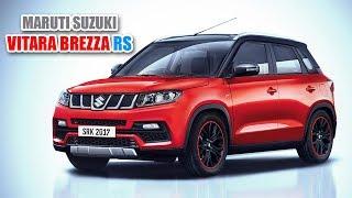 Making of the Maruti  Suzuki Vitara Brezza RS Rendering - SRK Designs