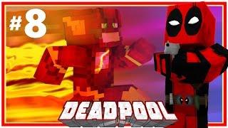minecraft deadpool 8 poisoning the flash minecraft roleplay
