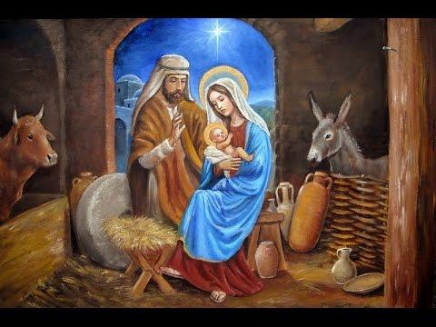 Christmas nativity manger stable build & outdoor decor ...