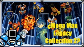 Mega Man Legacy Collection 2 [Intentando Analizar]