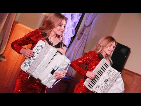 Сольный концерт!!!Живой звук!!! Дуэт Ларго!!! Самые красивые аккордеонистки!!!