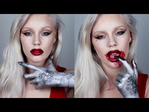 Lady Gaga The Countess AHS Makeup Tutorial - HALLOWEEN SERIES