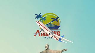 Amazing Holidays Logo Video - Eva Solutions