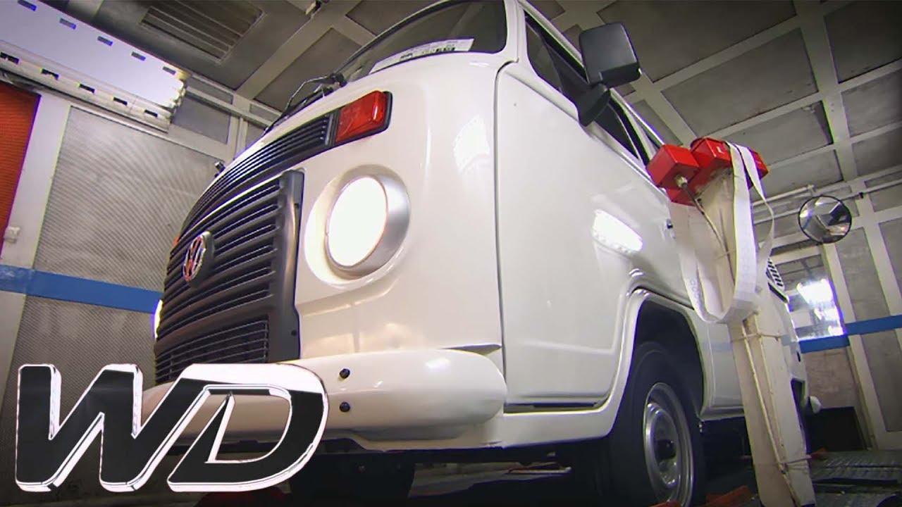 Last Line Of VW Camper Vans