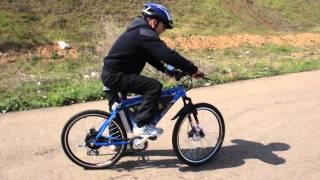 Редукторное мотор колесо Volta bikes 48V 500W с контроллером 48V 1000W(Тест драйв электровелосипеда с установленным на нем редукторным мотор колесом 48В 500Вт, литиевой аккумулято..., 2016-04-08T11:27:27.000Z)