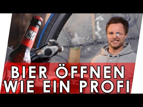Bierflaschen öffnen wie ein Profi feat. Hanseatenbande | Geniale Fakten, Tipps & Tricks