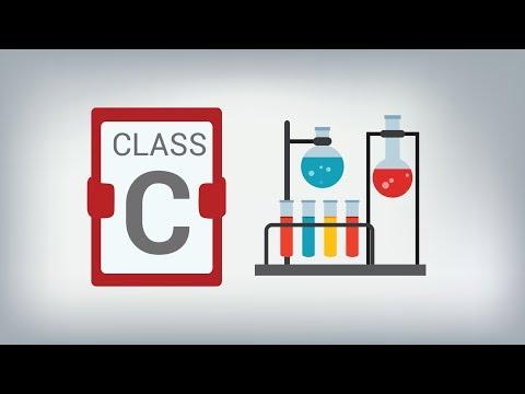 Understanding IPC-1752A Standard Declarations: Class C