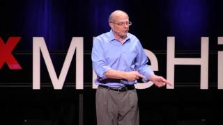 The emerging work world in the participation age | Chuck Blakeman | TEDxMileHigh