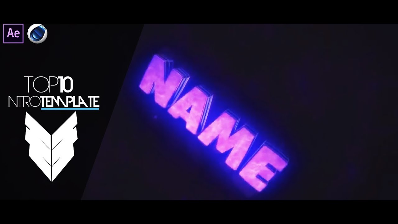 top 10 intro template #3 cinema4d,after effects cs4 + free, Powerpoint templates
