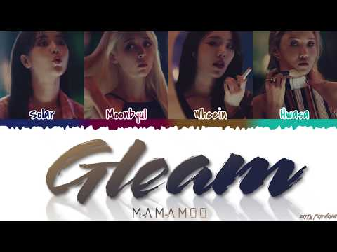 MAMAMOO (마마무) - 'GLEAM' (다빛이나)Lyrics [Color Coded_Han_Rom_Eng]