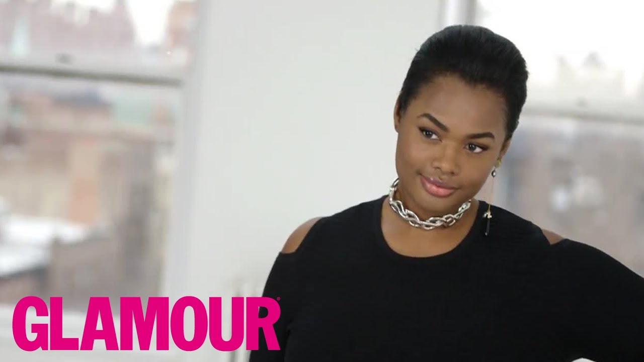Precious Lee Models Spring Trends For Curvy Girls l Fashion l Glamour
