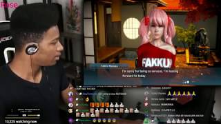 Etika plays more honey select unlimited 18+ (quits game)