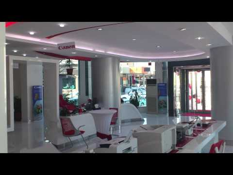 MMN Canon ShowRoom - Doha - Qatar