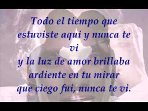 MUY DENTRO DE MI YOU SANG TO ME LETRA marc anthony