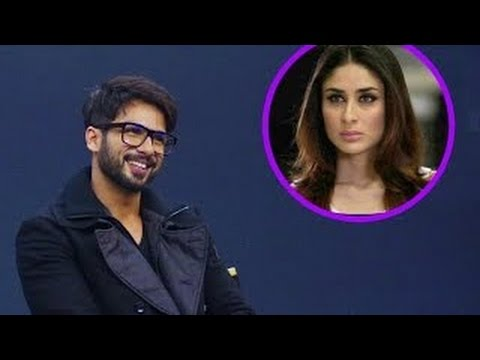 Shahid Kapoor's SHOCKING COMMENT on ex girlfriend Kareena ... Shahid Kapoor Girlfriend Now