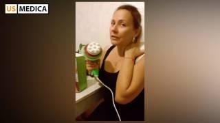 Антицеллюлитный массажер для тела US MEDICA Miami - отзыв покупателя