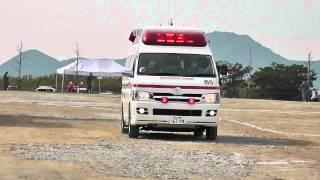 緊急消防援助隊合同訓練12