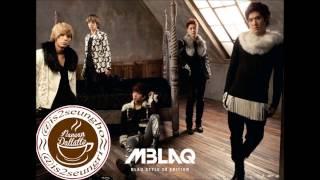 MBLAQ (엠블랙) - 녹 (Rust)