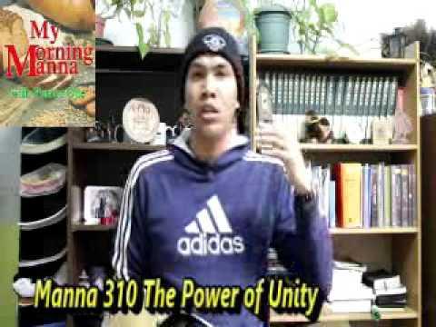 Manna 310 The Power of Unity