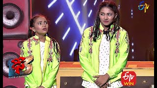 Manjula Performance | Dhee 13 | Kings vs Queens | 16th June 2021 | ETV Telugu